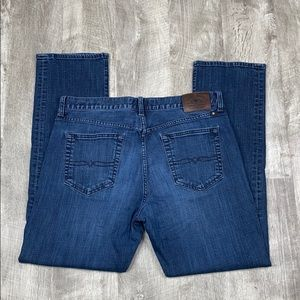 Lucky Brand Jeans - Lucky 121 Heritage Slim medium wash jeans - 34x30
